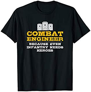 Cool gift Combat Engineer - Engineer Gifts - Army Engineering  Women Long Sleeve Funny Shirt / Navy / S - 5XL