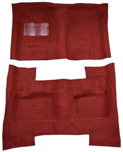 Plymouth Fury Iii Carpet - 1965 to 1973 Plymouth Fury Sport Fury Fury II and III Carpet Replacement Kit, 2 Door Automatic (558-Charcoal 80/20 Loop)
