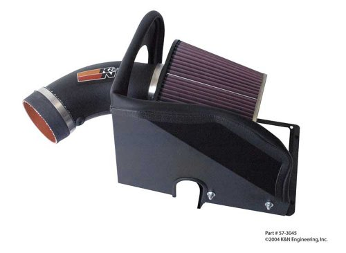 K&N 57-3045 FIPK Performance Air Intake System