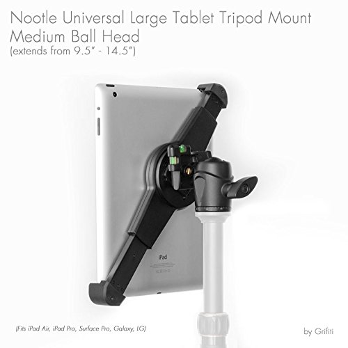 universal tripod head - 8