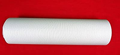 "1 Extra Long Universal Portable Air Conditioner Exhaust Hose 5"" Width, 72"" long"