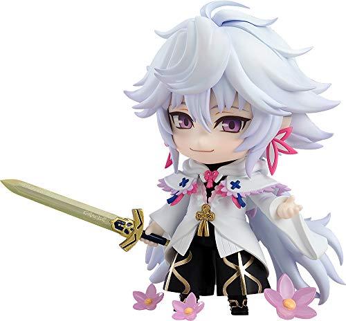 Orange Rouge Fate/Grand Order: Caster/Merlin (Magus of Flowers Version) Nendoroid Action Figure ()