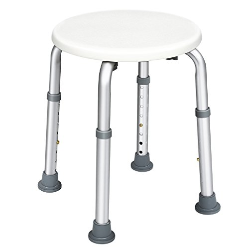 Jcmaster Bathtub Shower Stool For Handicapped And Seniors
