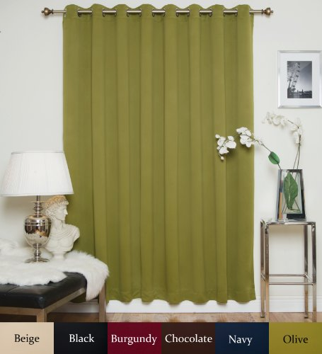 long thermal curtains - 7