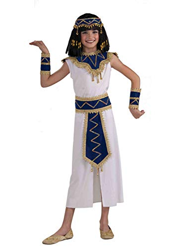 Forum Novelties Princess of the Pyramids Egyptian Child's Costume, Large -
