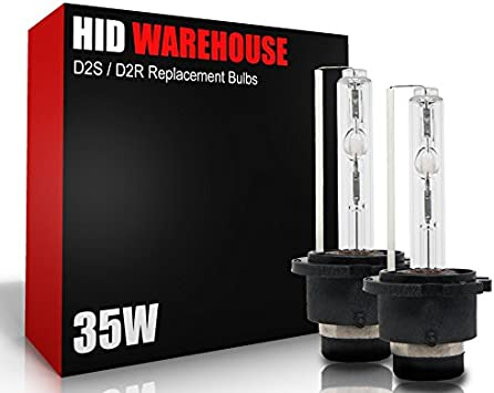 REPLACEMENT OEM XENON HID Bulb D2S FOR FACTORY FITTED LIGHTS 15000K