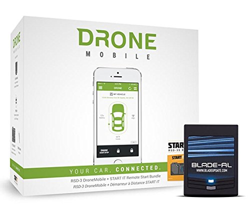 Drone Mobile RSD-3400S-KIT Full System by Drone Mobile