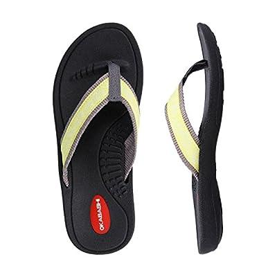 Okabashi for FootSmart Chloe Women's Thong Sandals