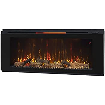 Amazon Com Classic Flame 48hf320fgt Helen 48 Quot Black Wall