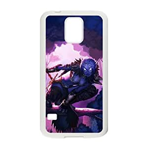 world of warcraft Samsung Galaxy S5 Cell Phone Case White 53Go-079903
