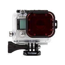 Polar Pro Filters Red Filter-Aqua3-GoPro Hero3 Accessory