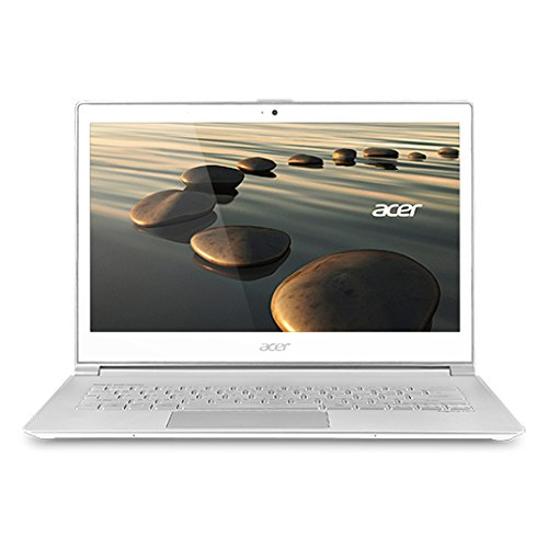 UPC 887899660818, Acer Aspire S7-392-5401 13.3-Inch WQHD Touchscreen Ultrabook (Crystal White)