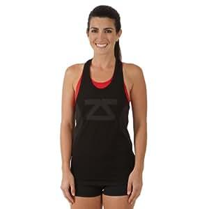 Amazon.com: Zensah Women's Loose Fit Racerback Tank - Yoga ...