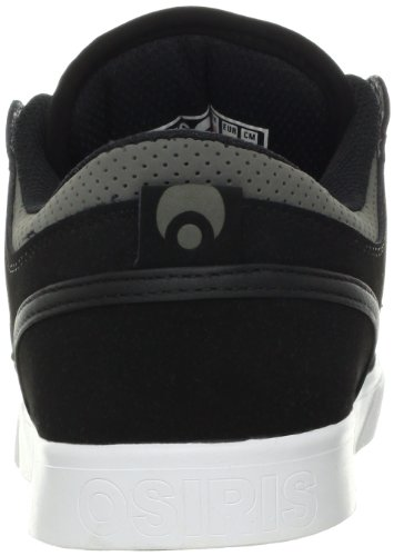 OSIRIS CH2 Black White Charcoal Negro - negro