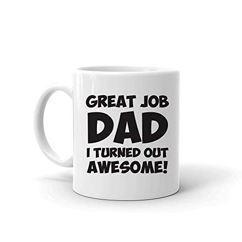 Funny Mugs for Dad for Father