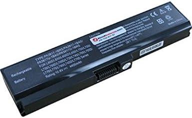 10.8V 4400mAh Li-ion Batterie pour TOSHIBA SATELLITE C660-2RP