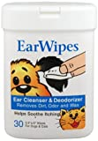 Petkin Earwipes, 30-Count (Pack of 6), My Pet Supplies