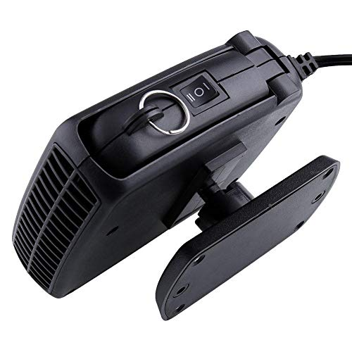 TOPmountain - 12V Car Heater Fan,Portable Winter Car Defroster with Two Working Mode,Low Consumption and Energy Saving by TOPmountain (Image #7)