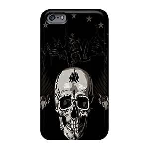 Bumper Hard Phone Case For Iphone 6 With Allow Personal Design High-definition Heaven Shall Burn Band Hsb Series DannyLCHEUNG