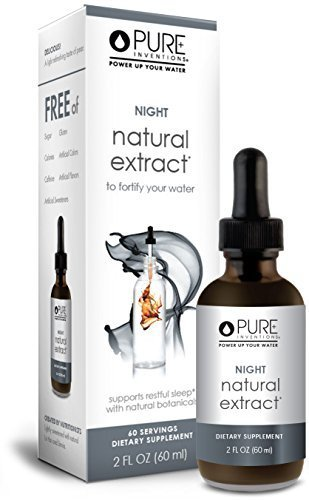 Pure Inventions - Special Formulations - Night (Restful Sleep) - Water Enhancer - (60 Servings) 2 -