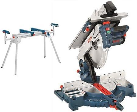 BOSCH 0615990EU2 SIERRA COMBINADA GTM 12 Profesional + JL soporte GTA 2600