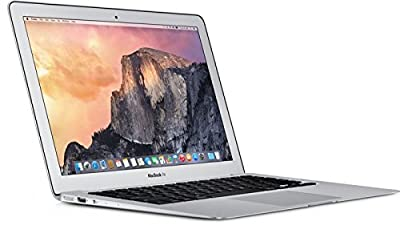 Apple 11.6 inch MacBook Air MJVM2LL/A laptop NEWEST VERSION (1.6 GHz Intel i5, 128 GB SSD, Integrated Intel HD Graphics 6000, Mac OS X Yosemite)