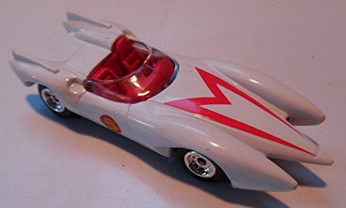 2006 Speed Racer MACH 5 Ertl Collectibles 1:64 (Racers Mach 5 Toy)