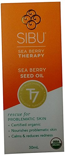 Sibu Organic Sea Buckthorn Seed Oil - 30 ml