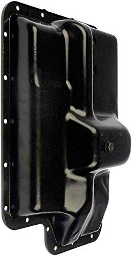 APDTY 376916 Transmission Pan W/Drain Plug
