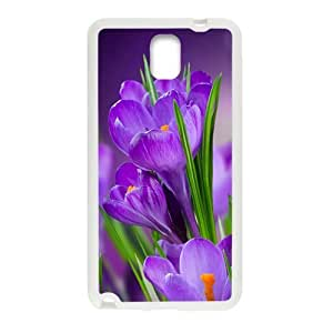 Aesthetic flowers design fashion phone case for samsung galaxy note3