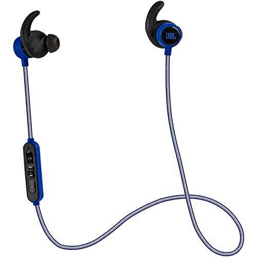 JBL Reflect Mini Bluetooth in-Ear Sport Headphones, Blue