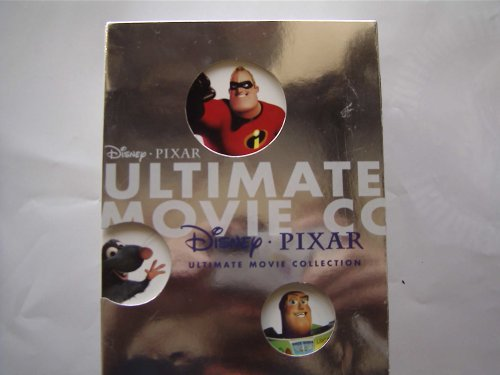 Ultimate Movie Collection Pixar/Disney