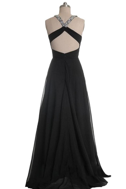 Sunvary Strapless Draped Ruffle Side Zipper Rhinestone Bridesmaid Prom Gowns-30W-Yellow
