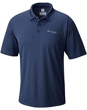 Men's PFG Zerp Rules Polo Shirt