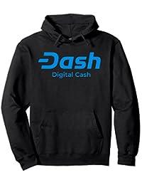 New Logo Dash Pay Hoodie Blockchain Cryptocurrency Meme