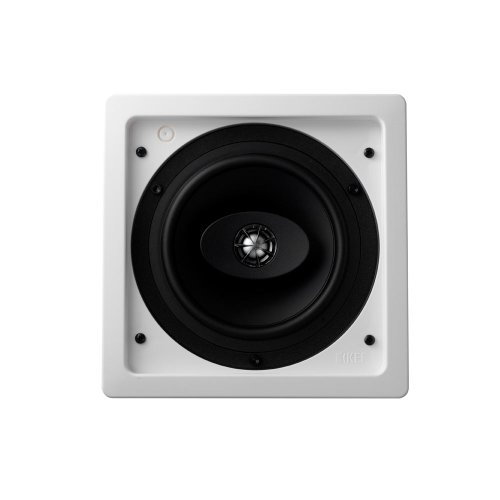 KEF CI160SS Square In-Wall/In-Ceiling Architectural Loudspeaker (Pair)