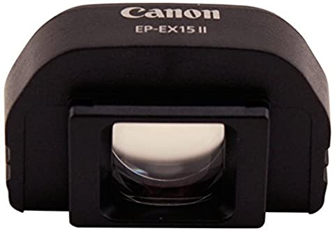 Canon 3069B001 Ep-Ex15 Ii Eyepiece for Eos Rebel Series (Viewfinder Series 3)
