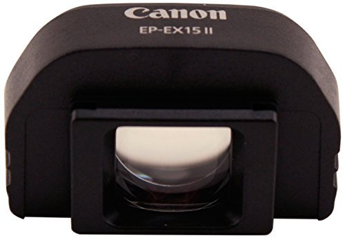 Canon 3069B001 Ep-Ex15 Ii Eyepiece for Eos Rebel Series