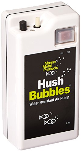 Marine Metal Hush Bubble Water Resistant Air (16 Aerator)