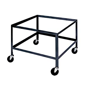 """American Educational Stationary Base Stand, 30"""" Height, For 55 Gallon Oceanic 18"""