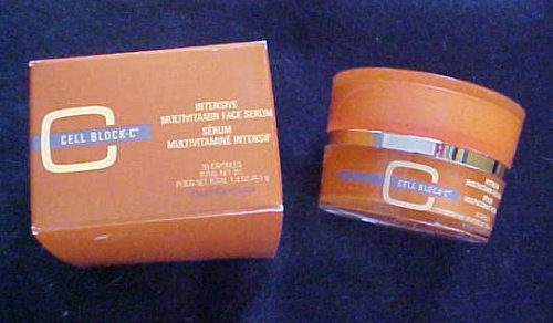 Beauticontrol Cell Block Intensive Multivitamin Face Serum