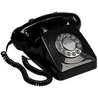 GPO 746 Klasik Tasarımlı Tuşlu Telefon Siyah