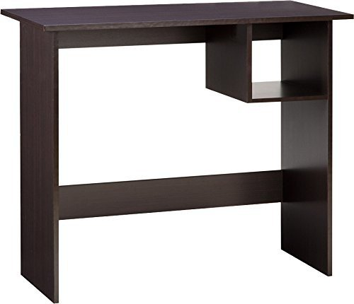 Indoor Multi-function Accent table Study Computer Home Office Desk Bedroom Living Room Modern Style End Table Sofa Side Table Coffee Table Modern Desk by DASII