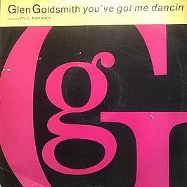 You've got me dancin' (UK, 1990) / Vinyl Maxi Single [Vinyl 12'']