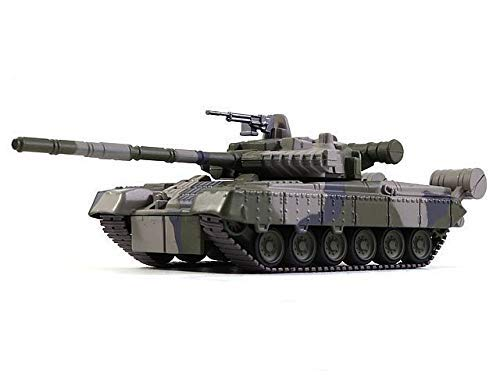 - Russian Tanks T-80 Soviet Main Battle Tank 1976 Year 1/72 Scale Diecast Model Camouflage Color