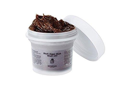 Skinfood Black Sugar Mask Wash Off Exfoliator, 3.53 Ounce by SKIN FOOD since 1957 (Image #3)