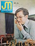 jaque mate,revista de la federacion de ajedrez de cuba junio de 1974ano XI numero 6.chess
