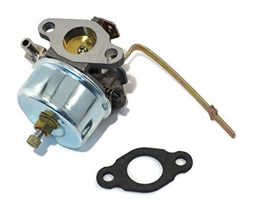 New CARBURETOR Carb for Tecumseh 631921 632284 631070A fits H25 H30 H35 Engines by The ROP Shop