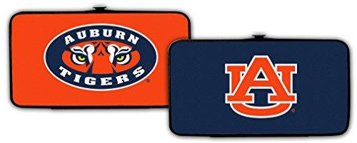 Fold College State Wallet Bi (College Sports Lady's Bifold Hinge Wallet - Auburn Tigers