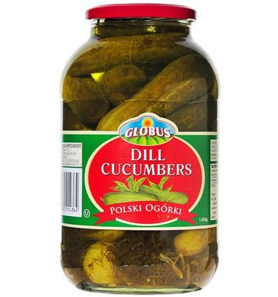 Price comparison product image Globus Polish Dill Cucumber 1.95kg